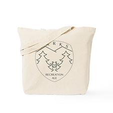 Parks Recreation Ale Tote Bag