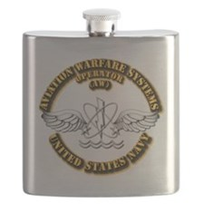 Navy - Rate - AW Flask