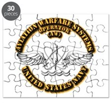 Navy - Rate - AW Puzzle