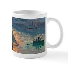 Monet - Sunrise Marine Mug