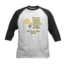 Aerospace Engineer Lightbulb Joke Tee