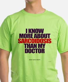 Funny Sarcoid T-Shirt