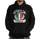 Aprilia Dark Hoodies