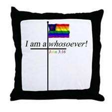 Whosoever1.png Throw Pillow