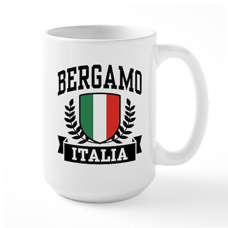 Bergamo Italia Large Mug
