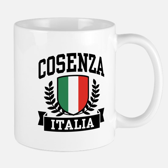 Cosenza Italia Mug