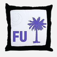 Unique Sc Throw Pillow