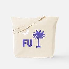 Funny Palmetto moon Tote Bag