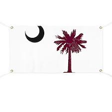 Unique Palmetto Banner