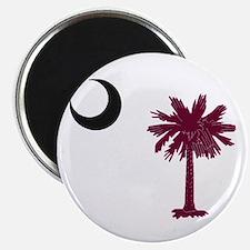 Cute South carolina palmetto Magnet