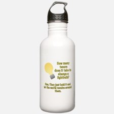 Tenor lightbulb joke. Water Bottle