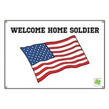 Welcome Home Banner (Cloudninemusic)