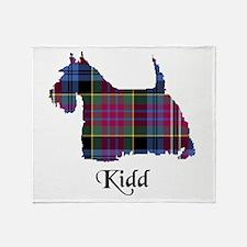 Terrier - Kidd Throw Blanket