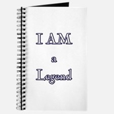 I am a Legend Journal