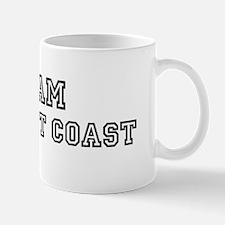 Team Newport Coast Small Small Mug