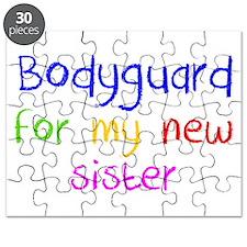 Bodyguard Puzzle