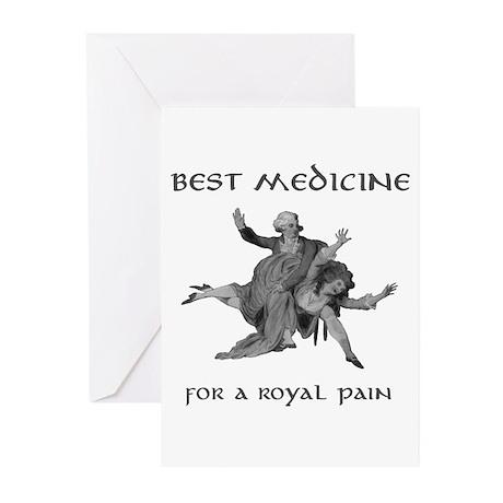 Royal Pain Greeting Cards (Pk of 10)