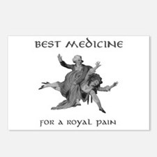 Royal Pain Postcards (Package of 8)