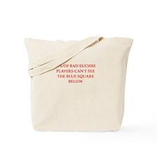 euchre Tote Bag