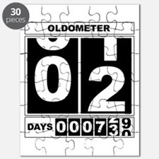 2nd Birthday Oldometer Puzzle