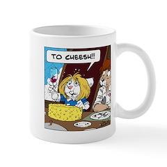 "The ""Cheesh!"" Mug"
