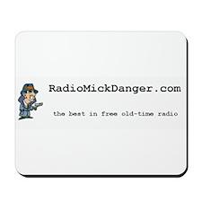Radio MickDanger Mousepad