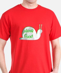 Slow Food Snail T-Shirt