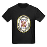 USS PRAIRIE Kids Dark T-Shirt