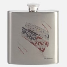 Be Heard America Flask