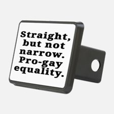 Straight, pro-gay equality - Hitch Cover