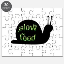 Slow Food Snail Puzzle