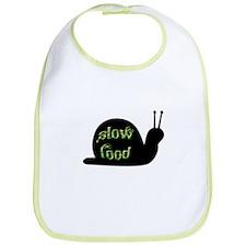 Slow Food Snail Bib