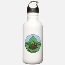 Simple South Mountain MGR logo Water Bottle