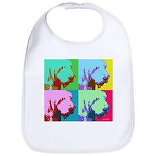 Spinone a la Warhol 3 Bib