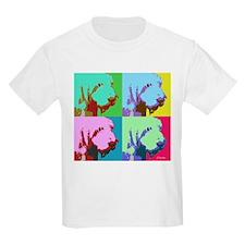 Spinone a la Warhol 3 T-Shirt