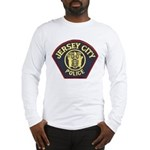 Jersey City Police Long Sleeve T-Shirt
