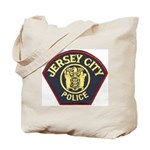 Jersey City Police Tote Bag