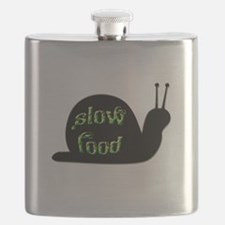 Slow Food Snail Flask