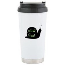 Slow Food Snail Travel Mug