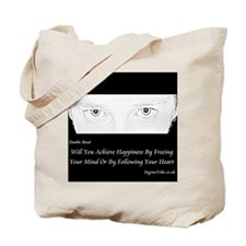 HypnoTribe Happiness Double Bind Tote Bag