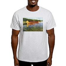 Great Explorers by Remington T-Shirt