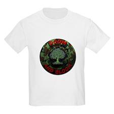 DOOM AND BLOOM CAMO DESIGN T-Shirt