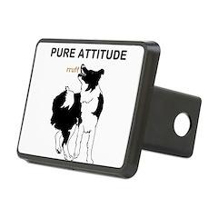 OYOOS Dog Attitude design Hitch Cover