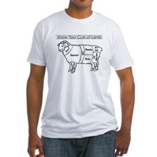 Know Your Cuts of Lamb Shirt