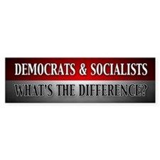 Democrats and Socialists - Whats the Difference St