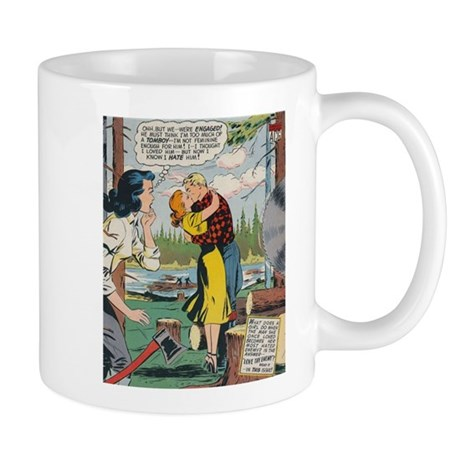 Lovelorne- A Woman Scorned Mug