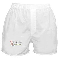 OYOOS Work design Boxer Shorts