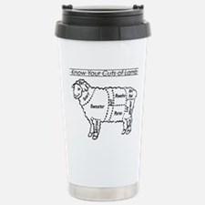 Know Your Cuts of Lamb Stainless Steel Travel Mug