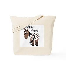 Appy Happy, Tote Bag
