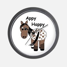 Appy Happy, Wall Clock